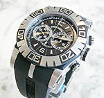 ���W�F�@�f���u�C�@�C�[�W�[�_�C�o�[�@�N���m�O���t�@SE46.78.C9.N CPG9.13R ROGER DUBUIS EASYDIVER  CHRONORRAPH