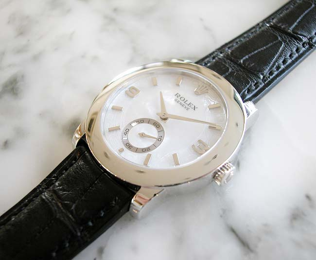official photos 1c6b4 f39a2 ROLEX ロレックス チェリーニ Cellini