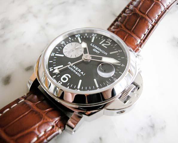 timeless design def35 39365 パネライ ルミノール GMT PANERAI LUMINOR GMT