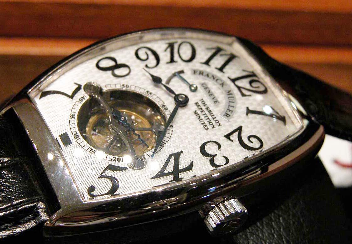 wholesale dealer a12c5 eb715 フランク ミューラー ミニッツリピーター インペリアル トゥール ...