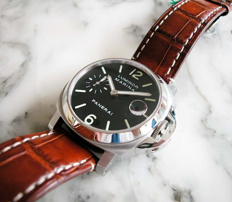 cheap for discount b4c1f 7a39e パネライ ルミノール マリーナ PANERAI LUMINOR MARINA